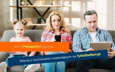 Jak oderwać dziecko odekranów, smartfonów inowych technologii?