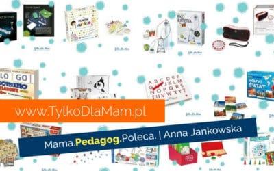 Zabawki edukacyjne dla uczniów iprzedszkolaków