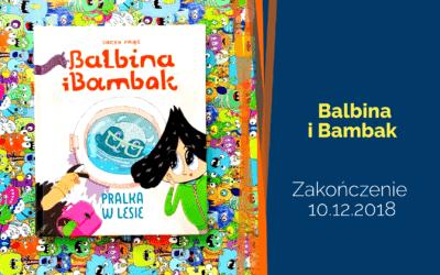 Balbina iBambak – rozdanie