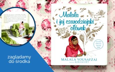 Malala ijej czarodziejski ołówek