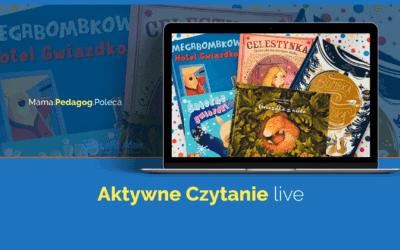 Klimatyczne książki dla dzieci zgwiazdką, zimąi świętami wtle
