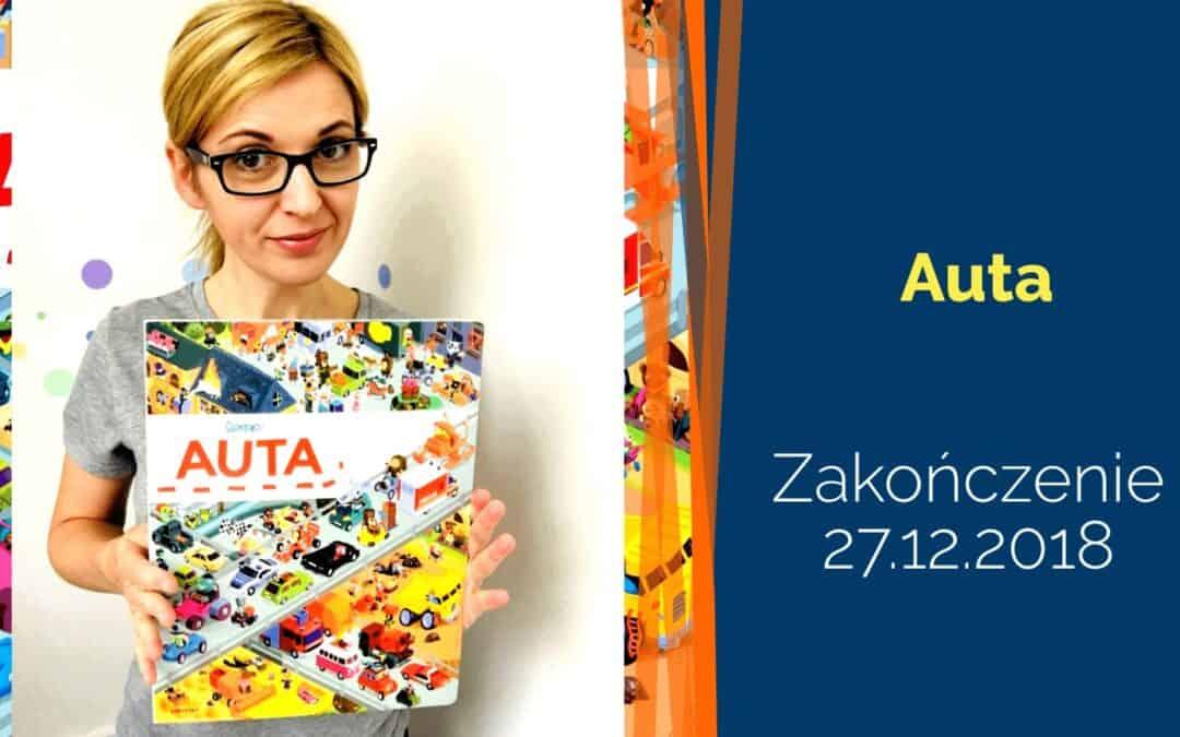 Auta (picture book) – rozdanie