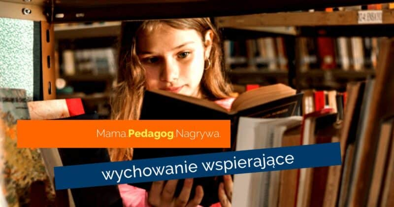 blog podcast dziecko zachęcanie do czytania ksiązki dla dzieci