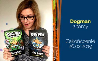 Dogman (2 tomy) – rozdanie