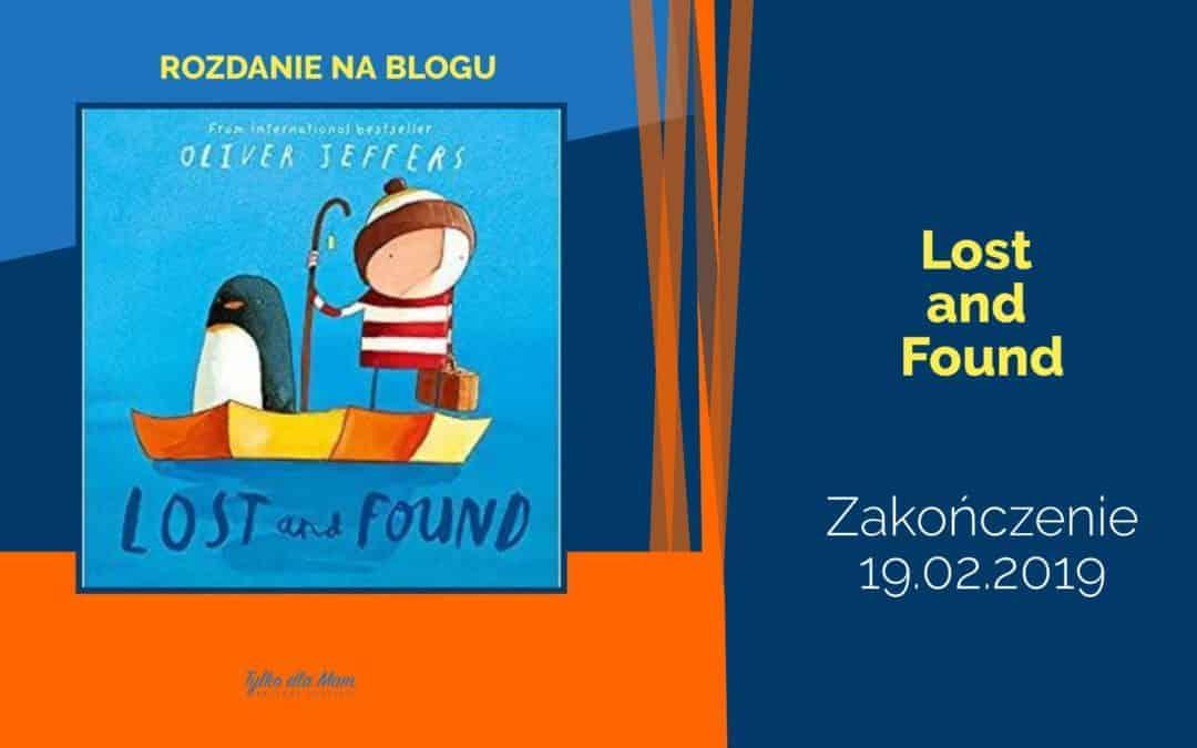 Lost and Found – rozdanie