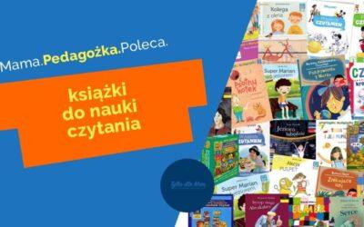Książki donauki czytania. Serie dla początkujących czytelników