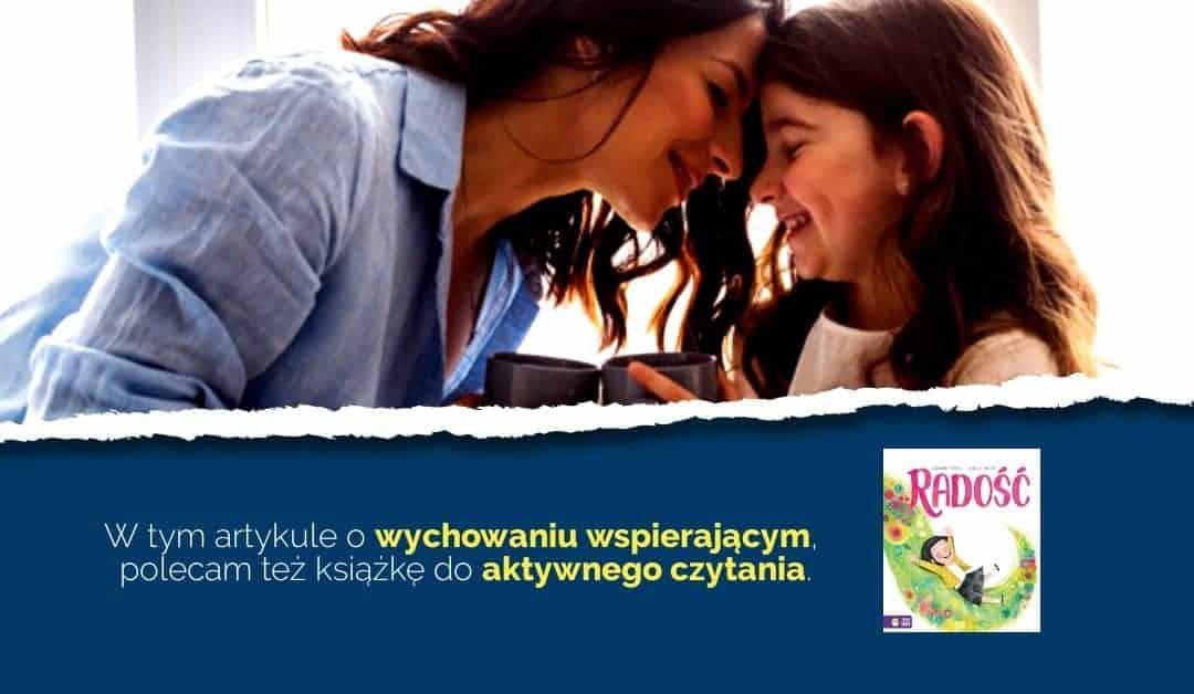 Jak nauczyć dziecko dzielić się radością?