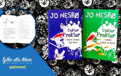 Doktor Proktor – Jo Nesbø dla dzieci