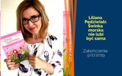 Liliana Pędziwiatr. Świnka morska nielubi być sama – rozdanie