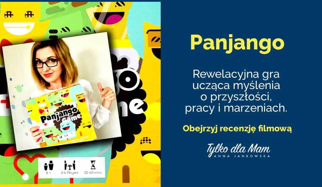 Panjango – edukacyjna gra dla młodszych istarszych uczniów