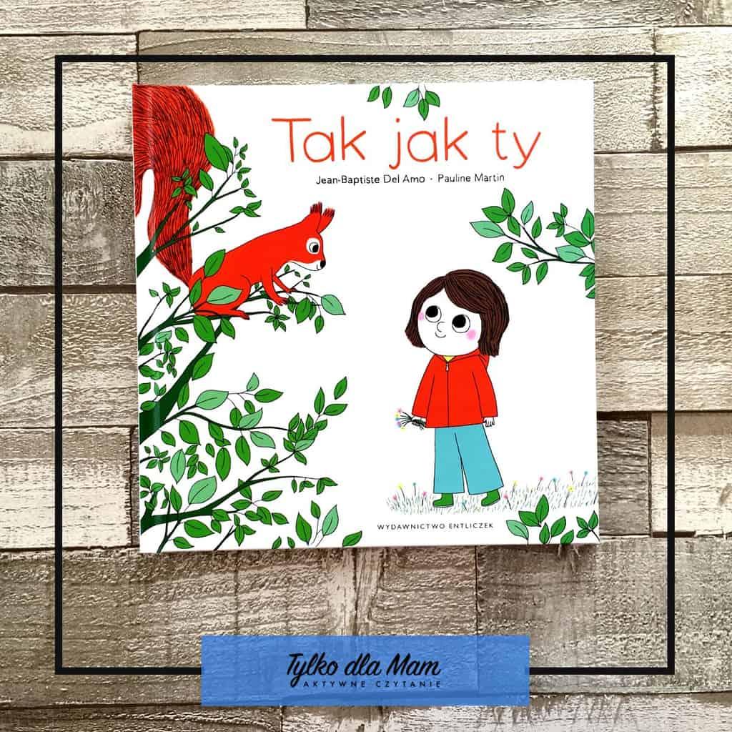 Książki oprzyrodzie Takjak tyksiążka dla dzieci ozwierzętach