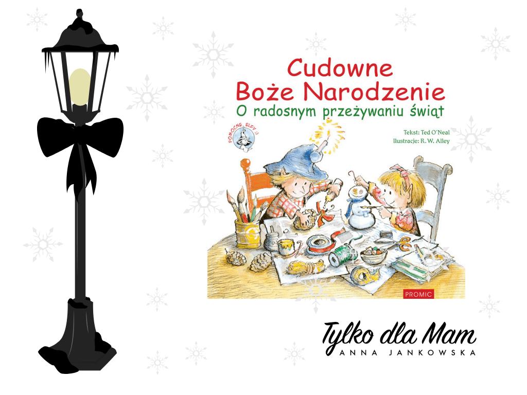 Książki Adwentowe Zimowe Mikołaj I Boże Narodzenie
