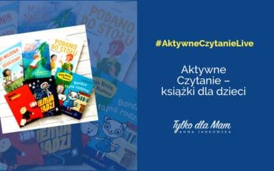 Książki dla dzieci orodzinie, rodzeństwie izasadach społecznych