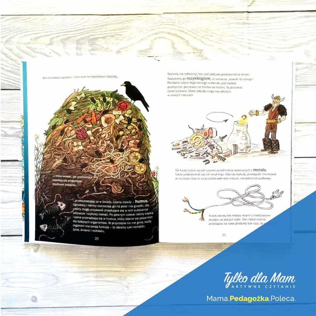 Śmieci. Najbardziej uciążliwy problem naświecie książki dla dzieci
