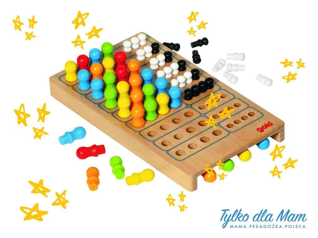Mastermind zabawka dla 6 latka
