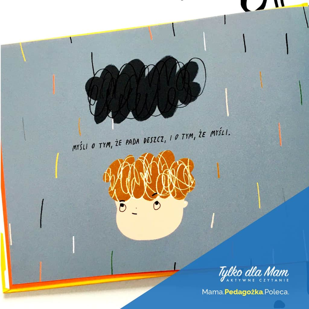 Myśli Teo Agata Królak ksiązka dla dzieci