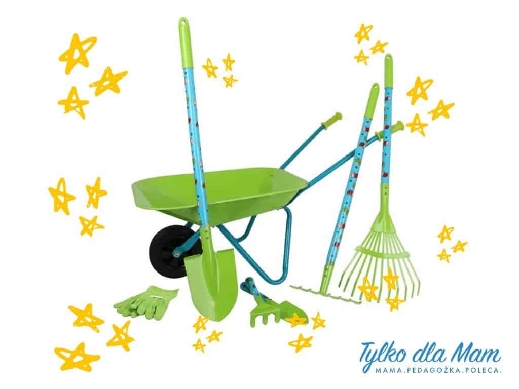 Zabawki ogrodowe Biedronka iŻabka zabawka 3 latek