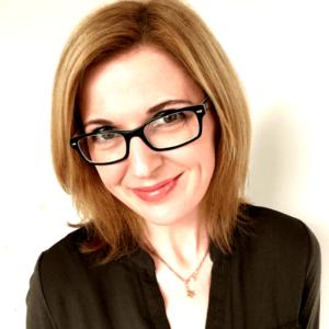 Anna Jankowska tylkodla mam blog kobieta okulary