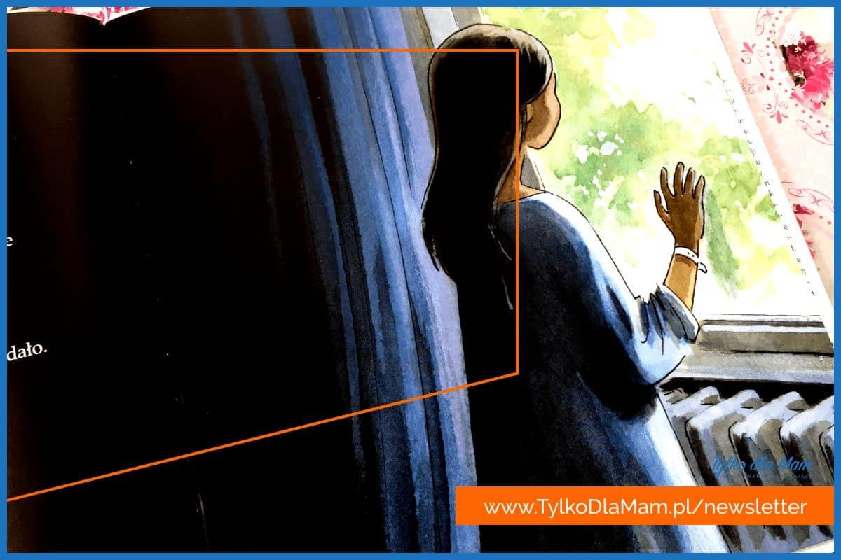 Malala ijej czarodziejski ołówek dziewczynka