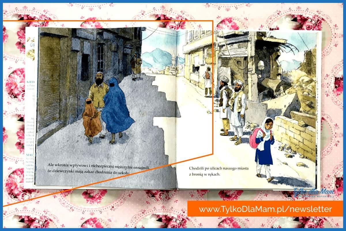 miasto Malala Pakistan szkoła