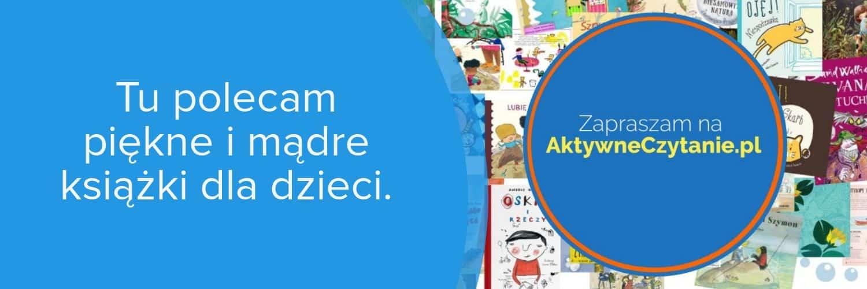 Twitter aktywne czytanie ksiązki dla dzieci blog