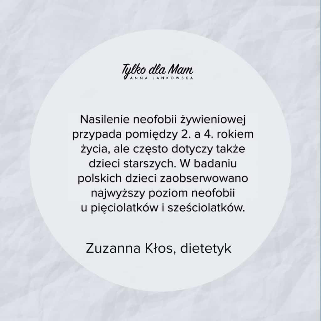 neofobia dietetyk