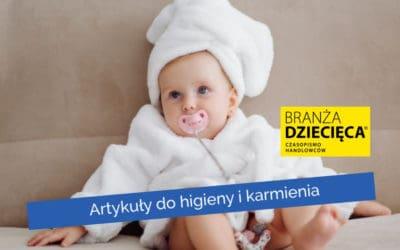 Artykuły dla dzieci dohigieny ikarmienia