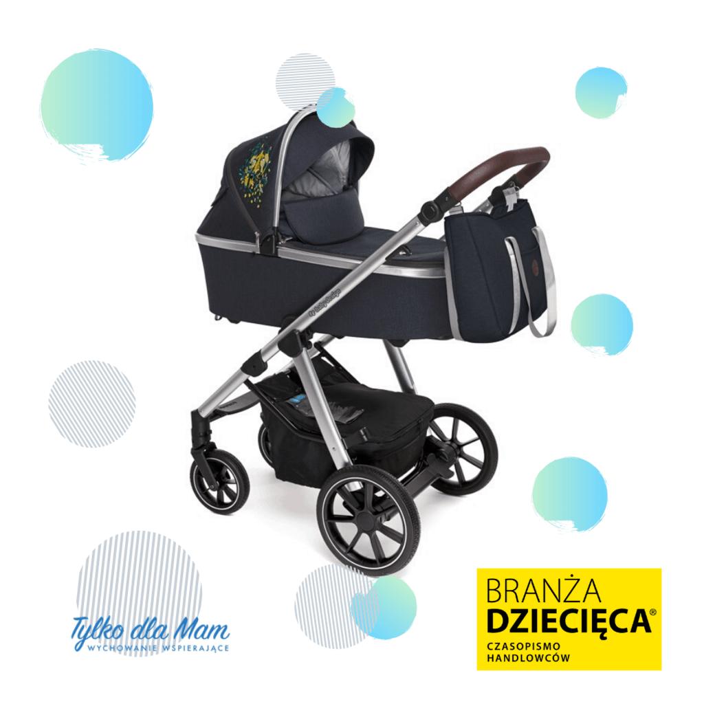 Baby Design Bueno Nowy wózek 3w1 wózki dla dzieci