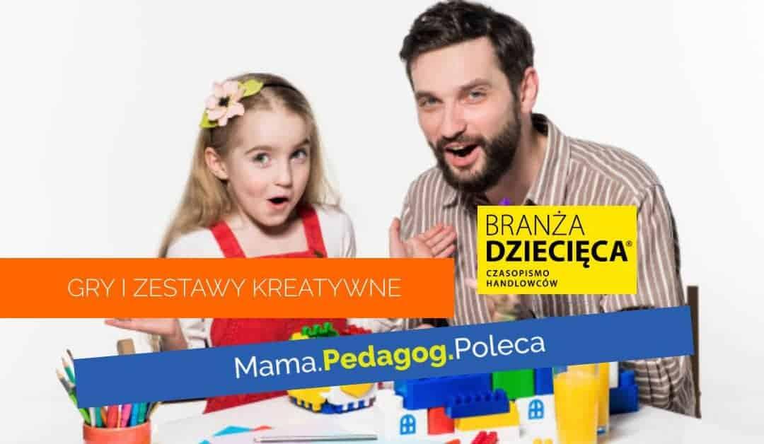 Gry izestawy kreatywne dla dzieci