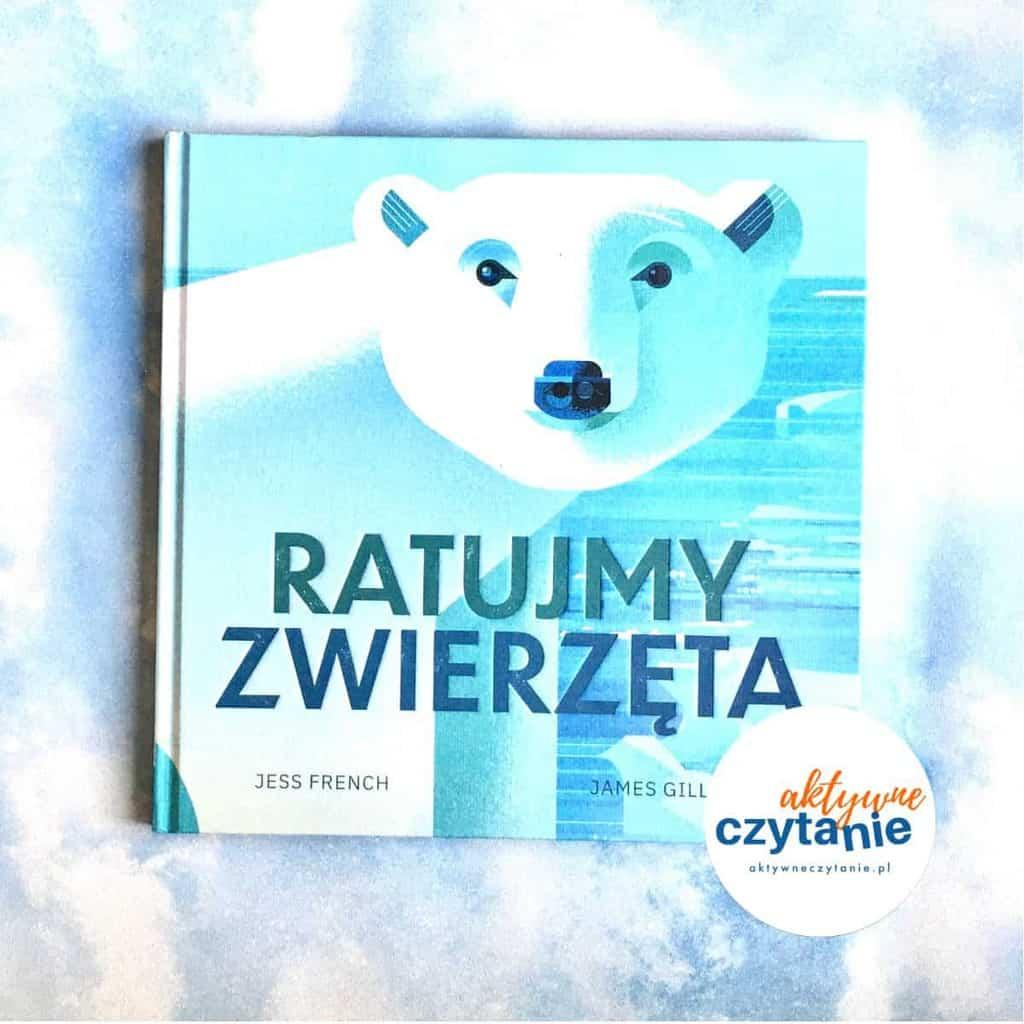 Ratujmy-zwierzęta-1 niedźwiedź polarny