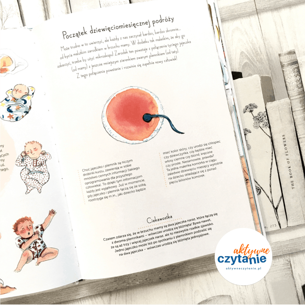 9 miesięcy ksiązki dla dzieci aktywne czytanie tylkodla mam 7