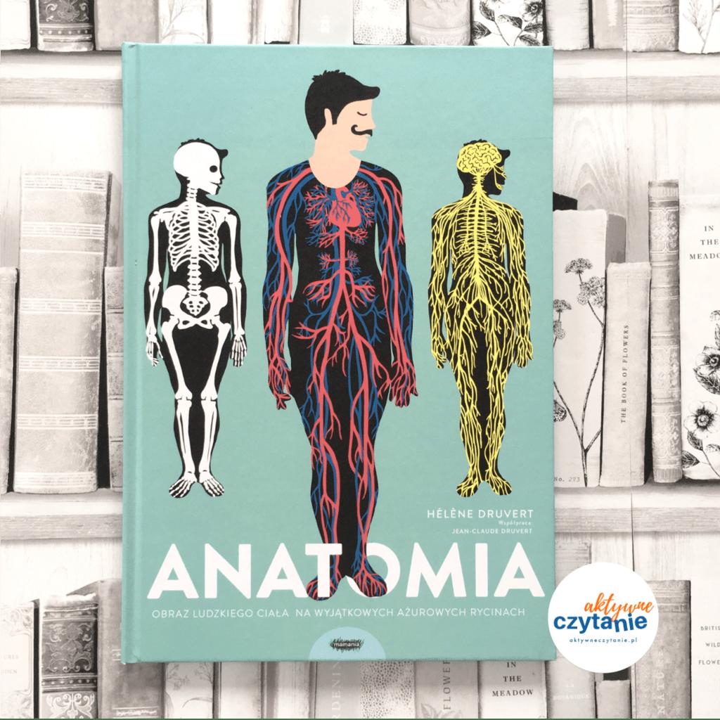 Anatomia obraz ludzkiego ciała ksiązki dla dzieci aokienkami