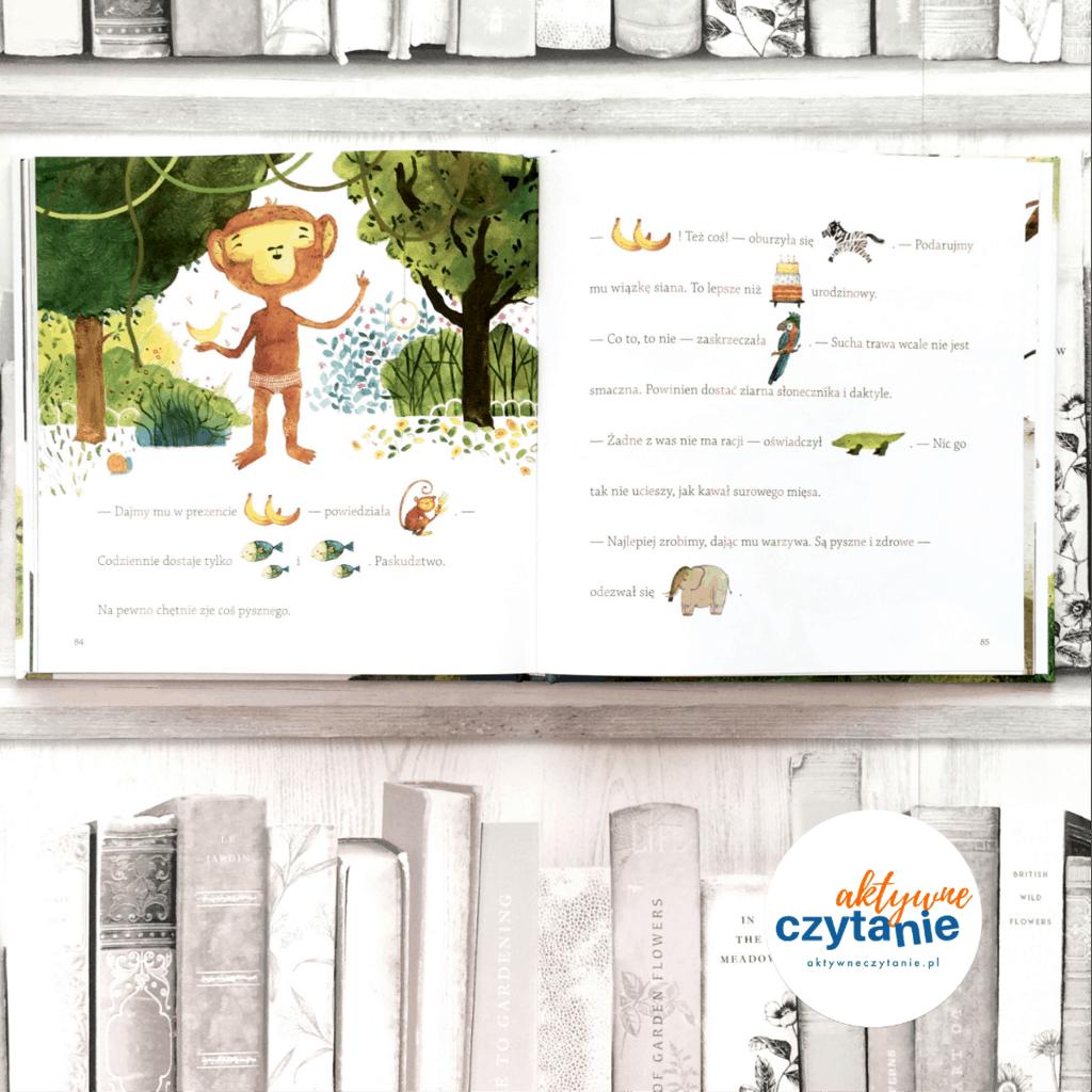 Czytanki sylabowe zobrazkami książki dla dzieci recenzja aktywne czytanie 100