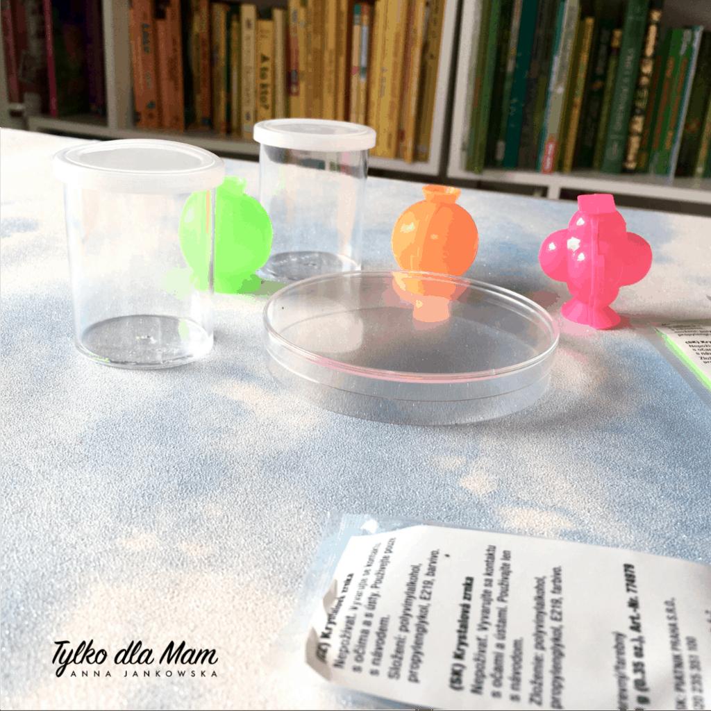 Zestaw Fun Science - Skaczące Piłeczki blog aktywne czytanie zestaw edukacyjny