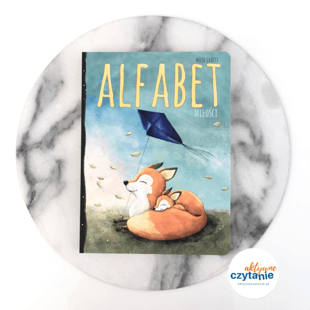 Alfabet miłości ksiązki dla dzieci aktywne czytanie 99
