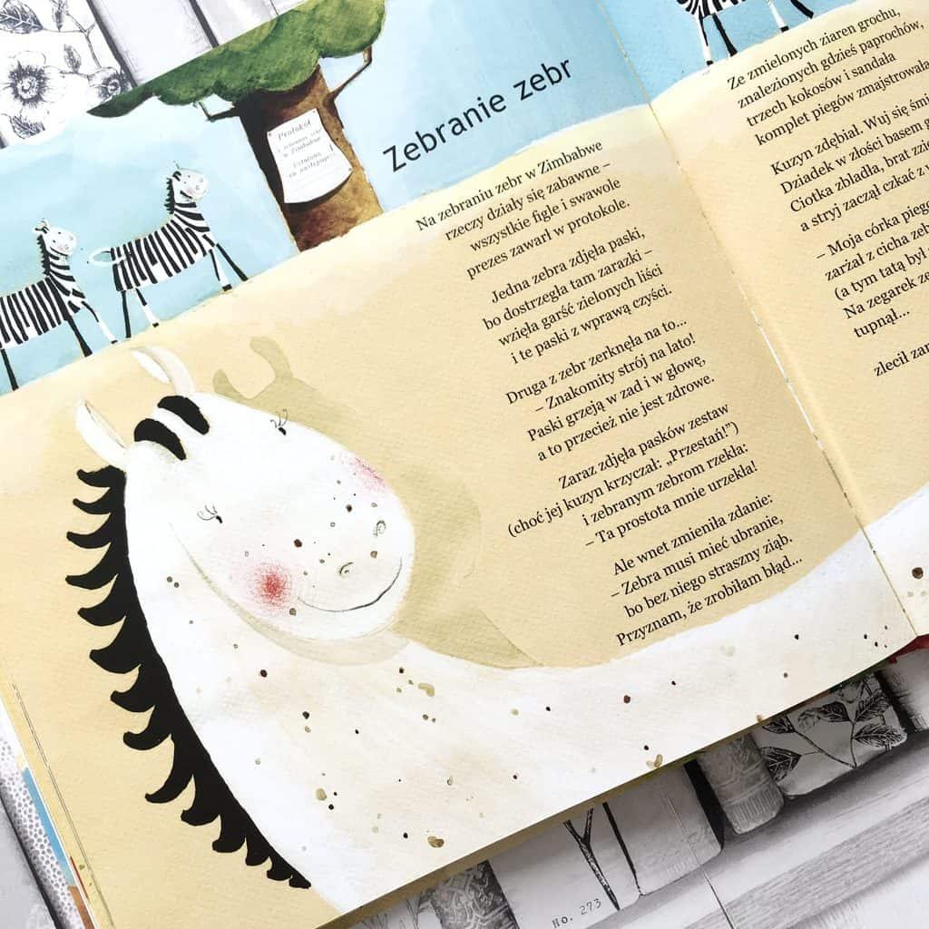Berek literek książki dla dzieci nauka liter