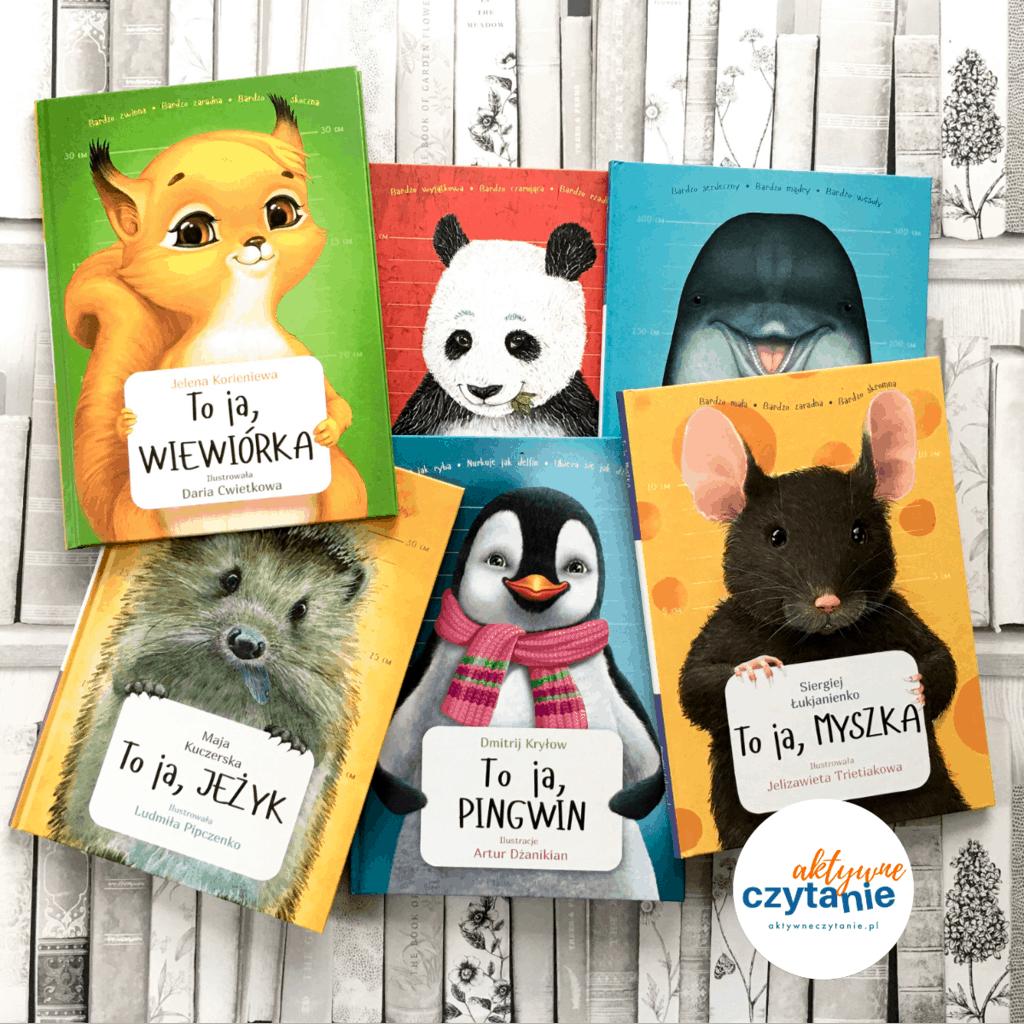 wiewiorka-panda-delfin-myszka-jezyk-pingwin-ksiazki-dla-dzieci