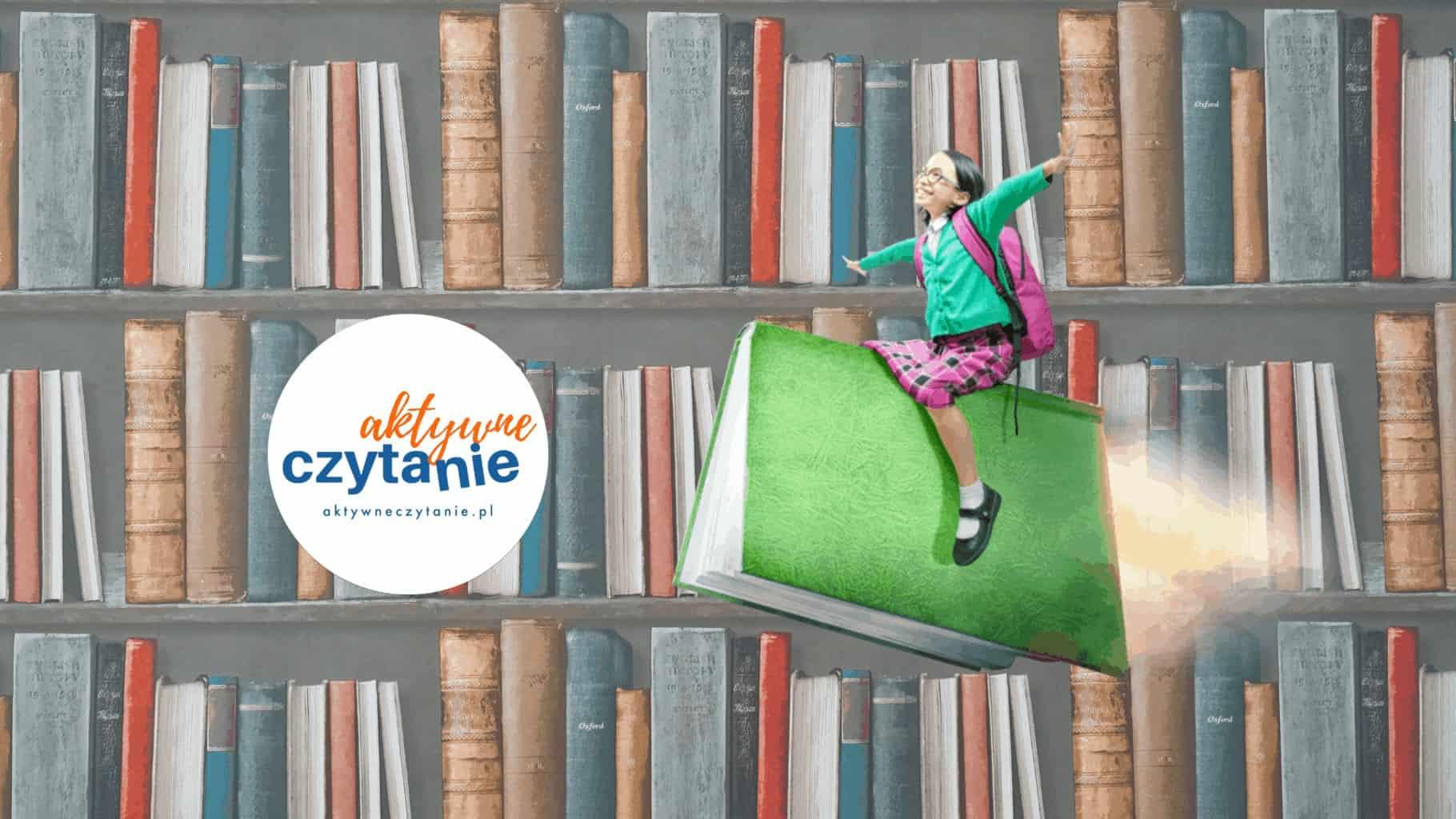 aktywne czytanie ksiazski dla dzieci blog recenzje