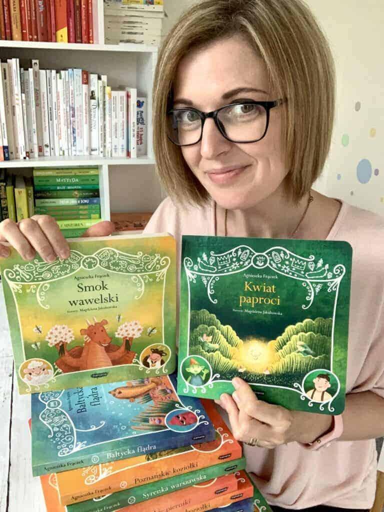 ksiazki-dla 2-latka-legendy-polskie-kwiat-paproci-smok-wawelski-mamania-recnzja-ksiazka-dla-dzieci-aktywne-czytanie-blog3