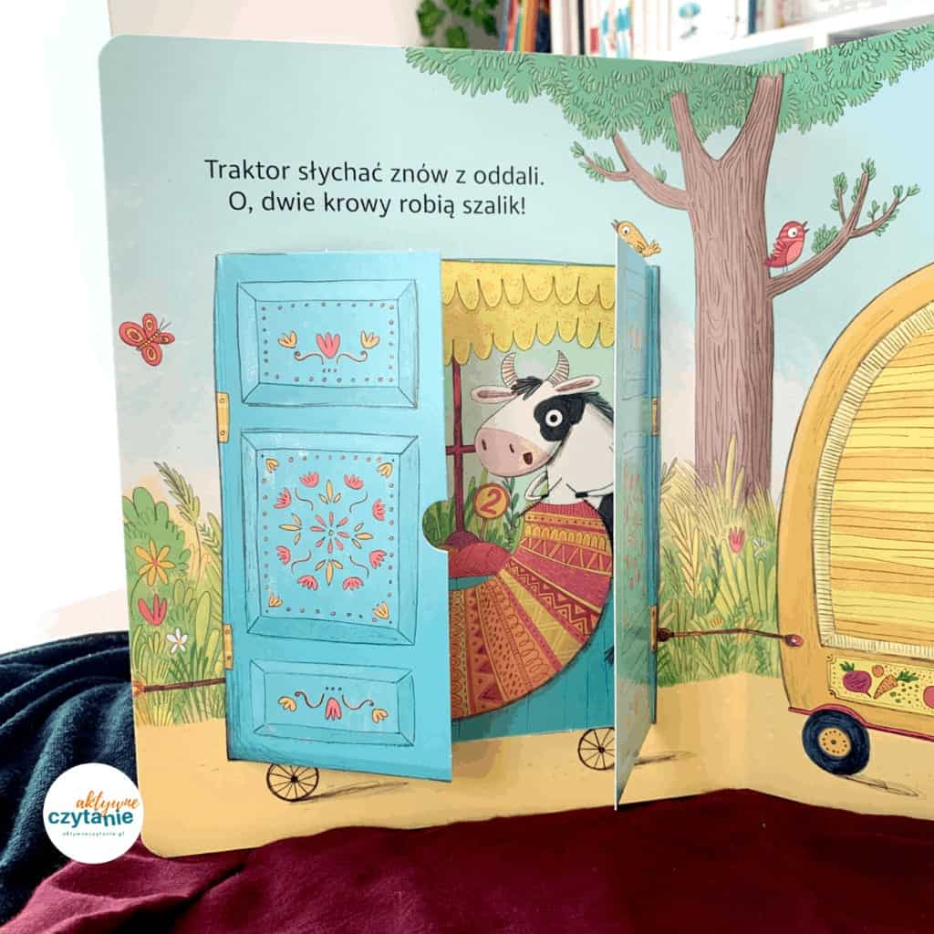 traktor stasia ksiazki dla dzieci 1-2-3-lata-z-okienkami-recenzja1