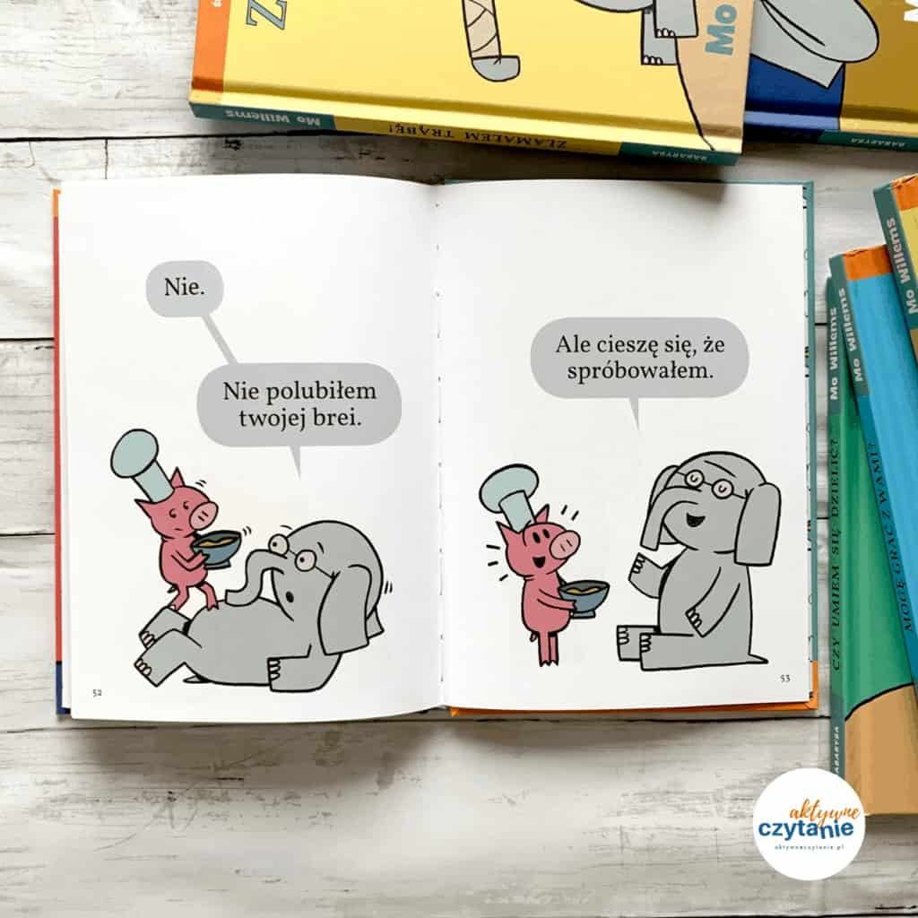 czy polubisz moja breje recenzja ksiazi dla dzieci 4-5-6-lat babaryba