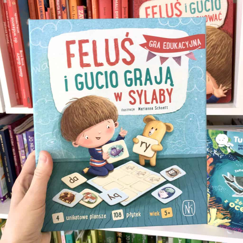 felus igucio graja wsylaby recenzja nauka czytania metoda sylabowa