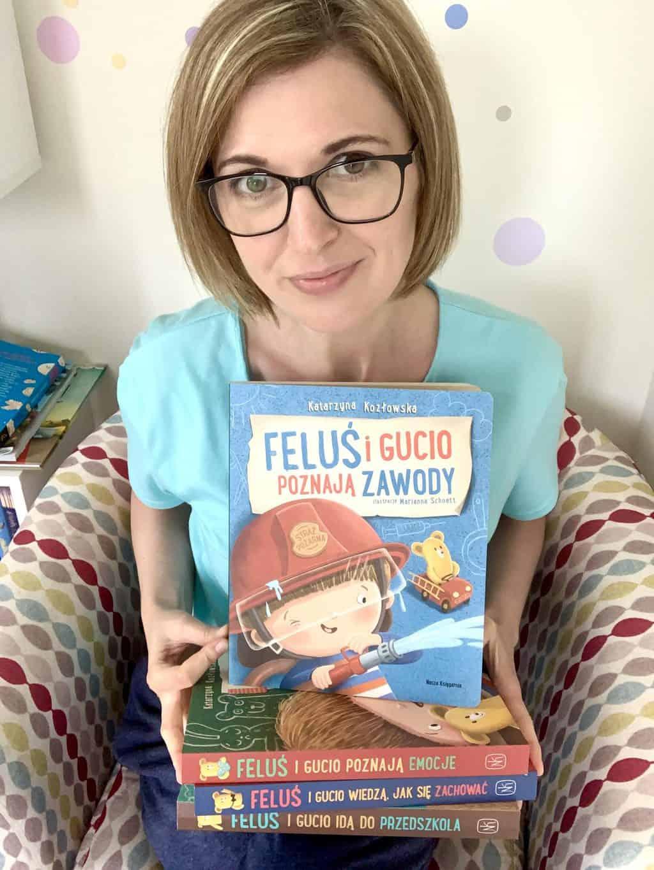 ksiazka dla dzieci 2-3-4-lata felus igucio poznaja zawody recenzja ksiazki dla dzieci aktywne czytanie-12