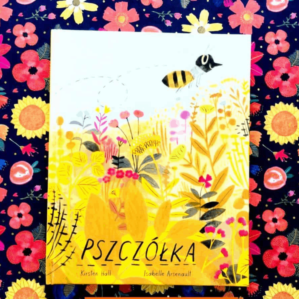 recenzja ksiazki dla dzieci pszczolka