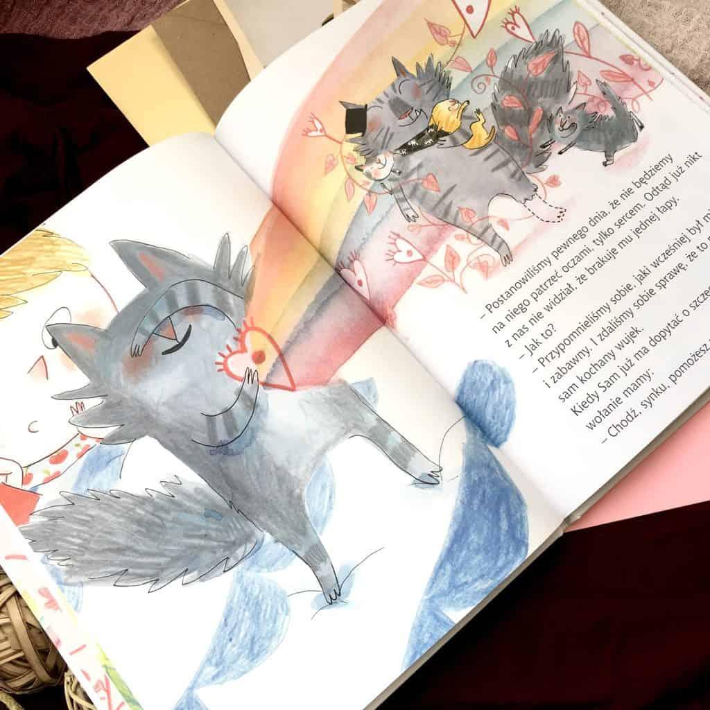 sam iwatson patrza sercem recenzja ksiazki dla dzieci